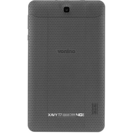"Tableta Vonino Xavy T7 cu procesor Quad-Core Cortex A53 1.0Ghz, 7"", 1GB RAM, 8GB, 4G, GPS, Lollipop 5.1, Grey"