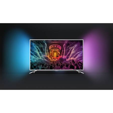 Philips Smart Android LED TV, 123 cm, 49PUS6501/12, 4K Ultra HD