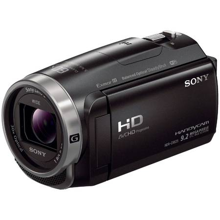 Camera video Sony HDRCX625, Full-HD