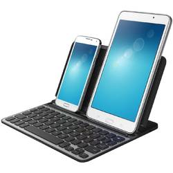 Tastatura wireless Belkin LapStand pentru tableta si smatphone (IOS & Android), Negr