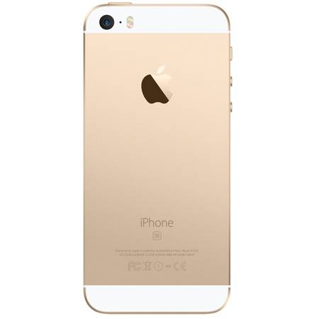 Telefon Mobil Apple iPhone SE, 64GB, 4G, Gold