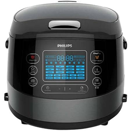 Philips Multicooker HD4749/70, 5l, 980W, negru