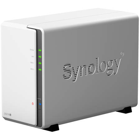 Network Attached Storage Synology DiskStation DS216j