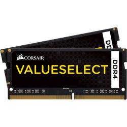 Memorie notebook Corsair ValueSelect, 8GB, DDR4, 2133MHz, CL15, 1.2v, Dual Channel Kit