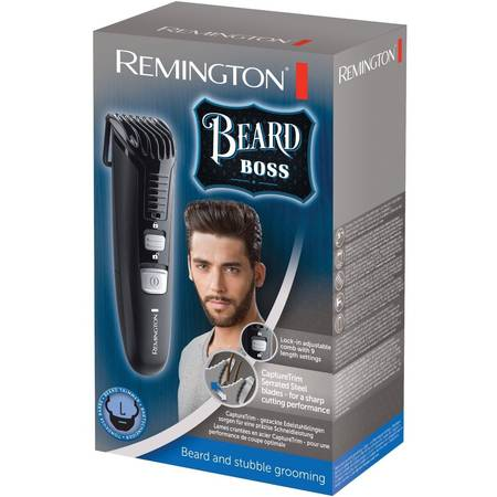 Remington Masina tuns barba/ mustata cu baterie  MB4120 Beard Boss NOU