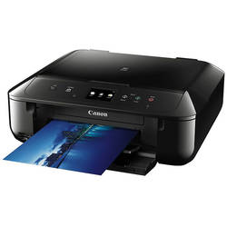 Multifunctional inkjet color Canon Pixma MG6850, A4, Wi-Fi, Duplex,  Black
