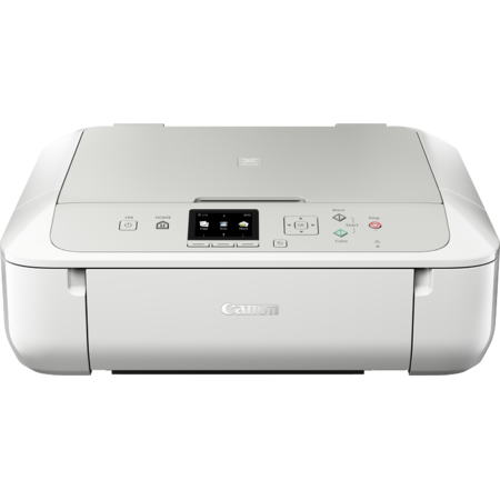 Multifunctional inkjet color Canon Pixma MG5751, A4, Printare, Copiere, Scanare, duplex, viteza 12.6ipm alb-negru, 9ppm color, Wi-Fi, White