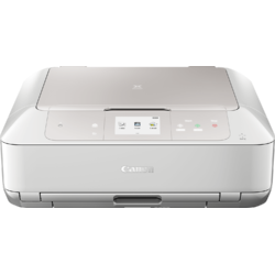 Multifunctional inkjet color Canon Pixma MG7751, A4, Printare, Copiere, Scanare, duplex, viteza 15ipm alb-negru, 10ppm color, Wi-Fi, White