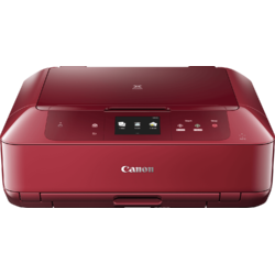 Multifunctional inkjet color Canon Pixma MG7752, A4, Printare, Copiere, Scanare, duplex, viteza 15ipm alb-negru, 10ppm color, Wi-Fi, Red