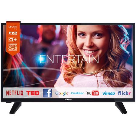 Televizor LED Smart Horizon, 80 cm, 32HL733H, HD Ready