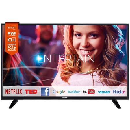 Televizor LED Smart Horizon, 124 cm, 49HL733F, Full HD
