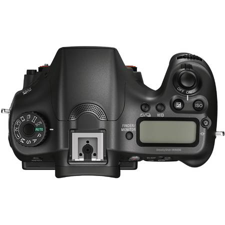 Aparat foto  Sony Alpha ILCA68, 24MP, Body, Black
