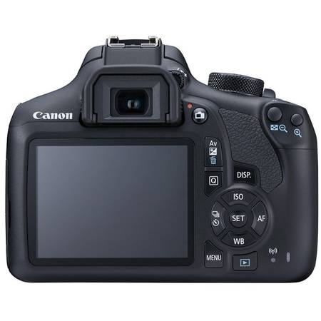 Aparat foto DSLR Canon EOS 1300D BK,18.0 MP, Body