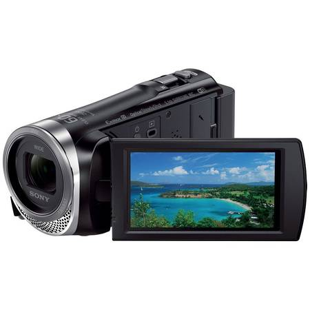 Camera video Sony HDRCX450, Full-HD