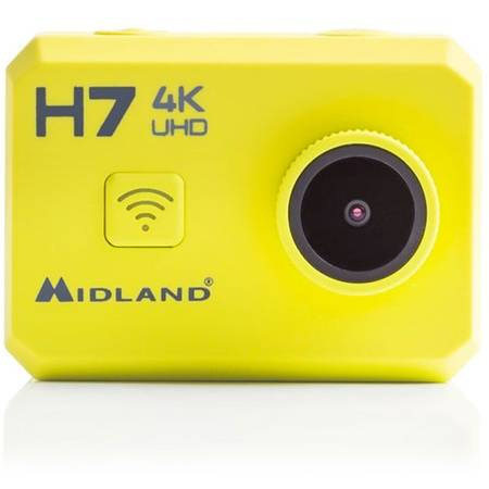 Camera Video Sport Midland H7, Ultra HD, Wi-Fi