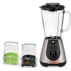 Blender Tefal BlendForce Glass Tripl'Ax BL313A38, 500 W, 1.25 l, 2 viteze