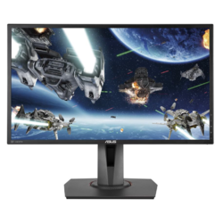 "Monitor LED ASUS Gaming MG248Q 24"" 1ms black 3D FreeSync 144Hz"