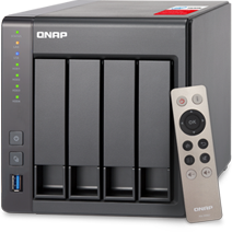 Network Attached Storage Qnap TS-451+ 2 GB