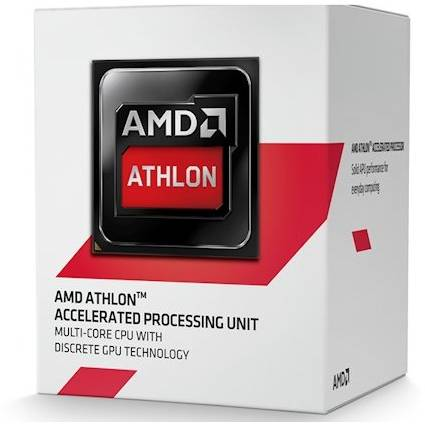 Procesor AMD Kabini, Athlon 5370 2.2GHz, box