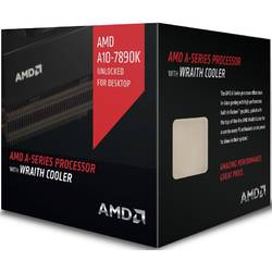 Procesor AMD Godavari, A10-7890K Black Edition 4.1GHz Wraith Cooler, box
