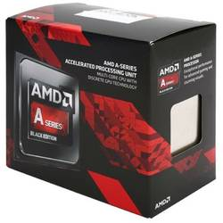 Procesor AMD Kaveri, A8-7650K Black Edition 3.3GHz Quiet Cooler box