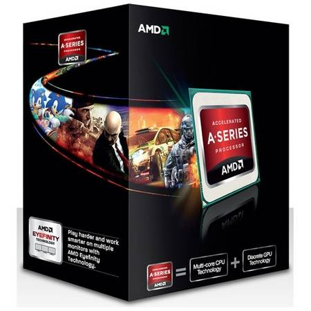 Procesor AMD Kaveri, Athlon X4 860K Black Edition 3.7GHz Quiet Cooler, box