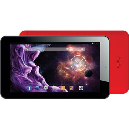 Tableta eSTAR Grand HD Quad 8GB WiFi Android 5.1 Red