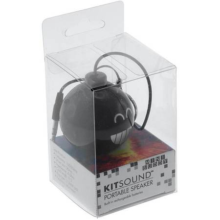 Boxa portabila KitSound Mini Buddy Bomb, KSNMBBMB