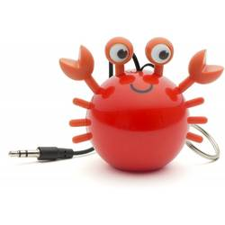 Boxa portabila KitSound Mini Buddy Crab, KSNMBCRB