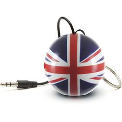 Boxa portabila KitSound Mini Buddy Union Jack, KSNMBGBF