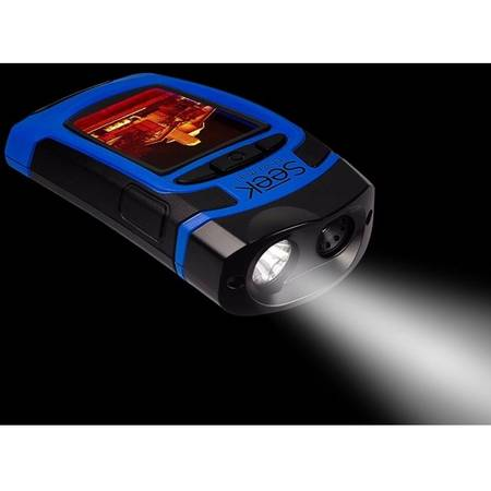 Seek Thermal Camera termoviziune Seek Reveal cu lanterna, RW-EAA