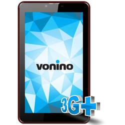 "Tableta Vonino Pluri M7, 7"", Quad Core 1.3 Ghz, 1GB RAM, 8GB, 3G, Red"