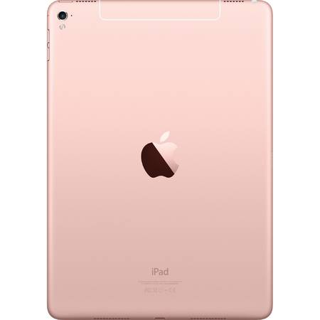 "Apple iPad Pro 9.7"", Cellular, 128GB, 4G, Rose Gold"