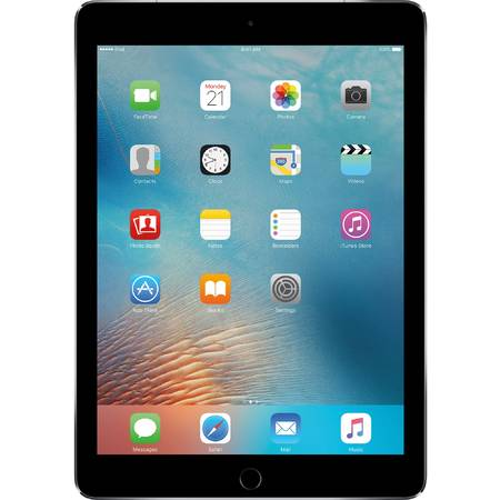 "Apple iPad Pro 9.7"", Cellular, 128GB, 4G, Space Grey"