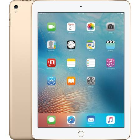 "Apple iPad Pro 9.7"", Cellular, 256GB, 4G, Gold"