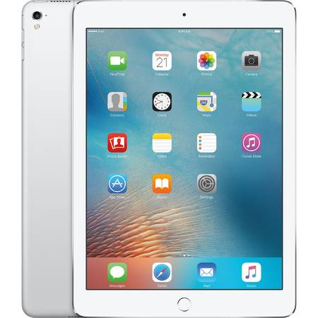"Apple iPad Pro 9.7"", Cellular, 256GB, 4G, Silver"