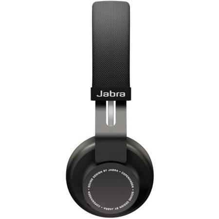 Casca bluetooth stereo Jabra Move Wireless, Streaming audio, Coal