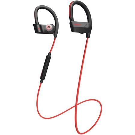 Casti Bluetooth Stereo Jabra Sport Pace Wireless, Rosu