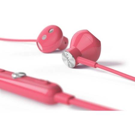 Casti audio In-ear Sony STH30 Pink