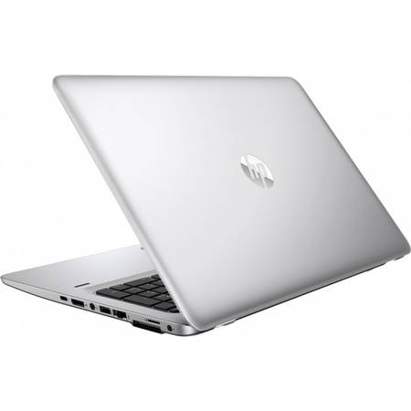 Laptop HP EliteBook 850 G3, 15.6'' HD, Intel Core i5-6200U, up to 2.80 GHz, 4GB, 500GB, GMA HD 520, FingerPrint Reader, Win 7 Pro + Win 10 Pro