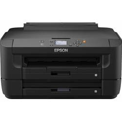 Imprimanta cu jet Epson WorkForce WF-7110DTW Wireles