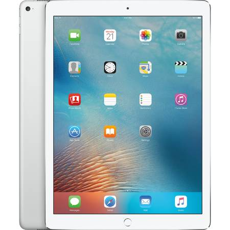 "Apple iPad Pro 12.9"", 256GB, Wi-Fi, Silver"