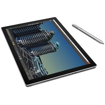"Tableta Microsoft Surface Pro 4, 12.3"", Intel® Core™ i7-6650U, 16GB RAM, 512GB SSD, Silver"