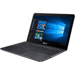 "Laptop ASUS, 15.6"" HD, Procesor Intel Core i5-6200U, up to 2.80 GHz, 4GB, 1TB, GeForce 920M 2GB, FreeDos, Dark Brown"