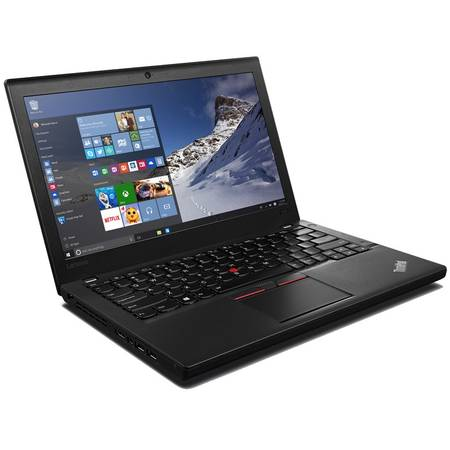 "Ultrabook Lenovo ThinkPad X260, 12.5""FHD, Intel Core i7-6500U, up to 3.10 GHz, Skylake, 8GB, 256GB SSD, Intel HD Graphics 520, FPR, Win10 Pro"