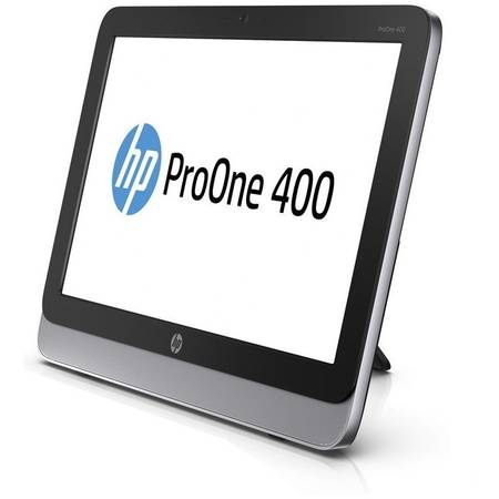 "Sistem Desktop All-In-One HP ProOne 400 G2, 20"" HD+, Procesor Intel Core i3-6100T 3M Cache, 3.20 GHz, Skylake, 4GB, 500GB, Intel HD Graphics 530, Win 10, Tastatura+Mouse"