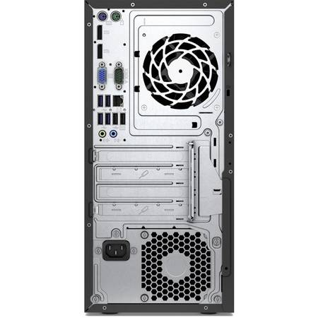 Sistem Desktop HP ProDesk 600 G2 MT, Procesor Intel Core i3-6100 3M Cache, 3.70 GHz, Skylake, 4GB, 1TB, Intel HD Graphics, Tastatura+Mouse, Win 10 Pro