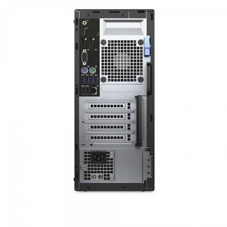 Sistem Desktop Dell OptiPlex 5040 MT Procesor Intel Core i5-6500 6M Cache, up to 3.60 GHz, Skylake, 8GB, 500GB , Ubuntu, Tastatura+Mouse