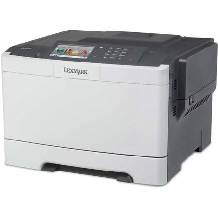 Imprimanta laser color Lexmark CS510de, A4, 30/30 ppm