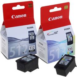 Cartus cerneala Canon PG-512 + Cl-513, multipack black, color